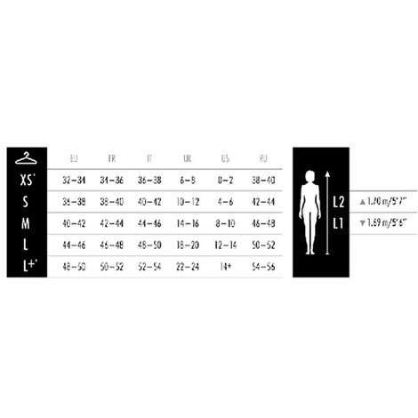 Umstands-Kompressionsstrumpfhose 30 DEN