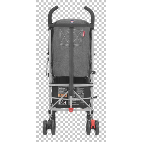 Maclaren  Quest Buggy mit Liegefunktion  Denim Charcoal 5