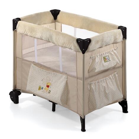 hauck disney winnie puuh reisebett dream 39 n care online kaufen baby walz. Black Bedroom Furniture Sets. Home Design Ideas