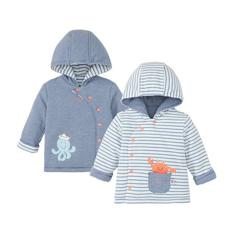 Bornino SEASIDE Wendejacke 1