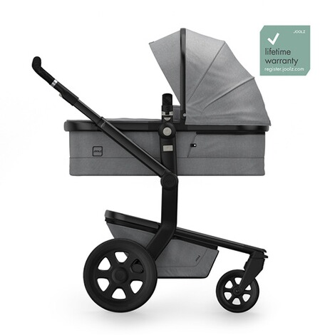 Joolz DAY³ STUDIO Kombikinderwagen  Studio Graphite Grey 1