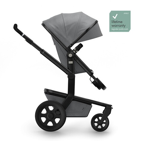 Joolz DAY³ STUDIO Kombikinderwagen  Studio Graphite Grey 3