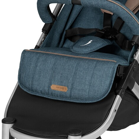 knorr-baby PREMIUM X-Easy-Fold  Buggy mit Liegefunktion  melange-jeans 6