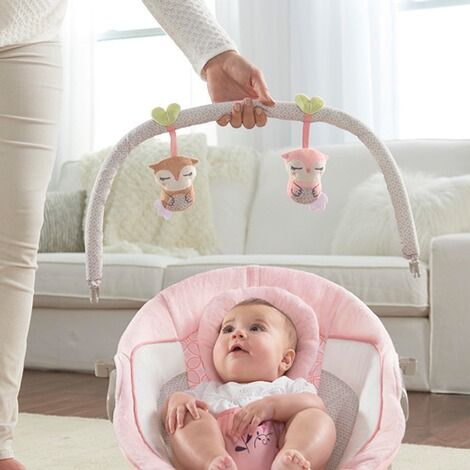 Ingenuity  Babywippe Audrey 7
