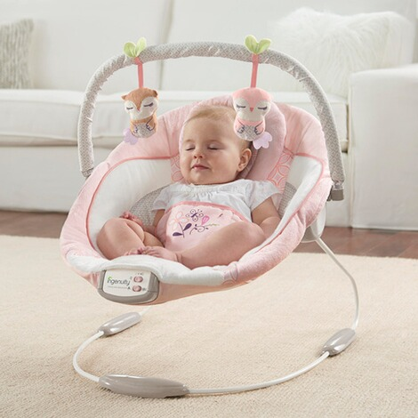 Ingenuity  Babywippe Audrey 9