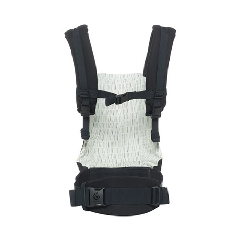 Ergobaby® ORIGINAL Babytrage, 3 Tragepositionen  Downtown 2