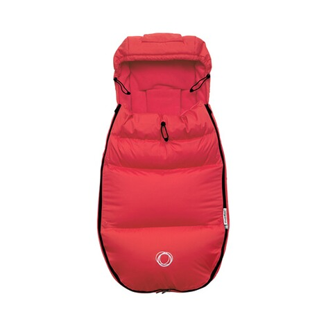 BUGABOO  Ganzjahres-Fußsack High Performance  Neon Red 2