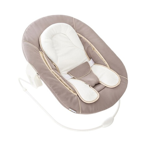 HAUCK  Babywippe Alpha Bouncer 2in1  stretch beige 3