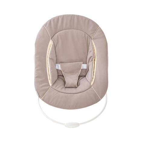 HAUCK  Babywippe Alpha Bouncer 2in1  stretch beige 6