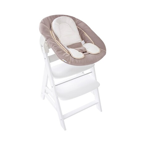 HAUCK  Babywippe Alpha Bouncer 2in1  stretch beige 13