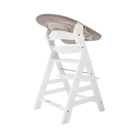 HAUCK  Babywippe Alpha Bouncer 2in1  stretch beige 14