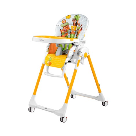 Peg Perego  Hochstuhl Prima Pappa Follow Me  Fox & Friends 1