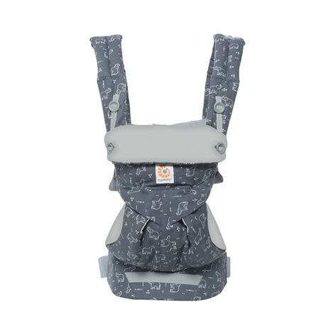 Ergobaby® 360 Babytrage, 4 Tragepositionen  Trunks Up 3