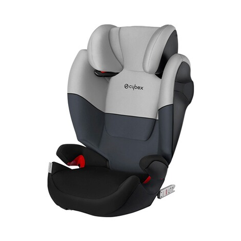 Cybex SILVER Solution M-Fix Kindersitz  cobblestone 1