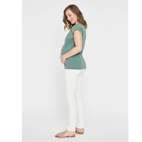 MAMALICIOUS®  Umstands-T-Shirt Annabell Organic Cotton 4