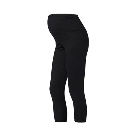 MAMALICIOUS®  2er-Pack Umstands-Leggings Lea Organic Cotton 2