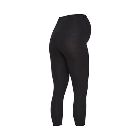 MAMALICIOUS®  2er-Pack Umstands-Leggings Lea Organic Cotton 3