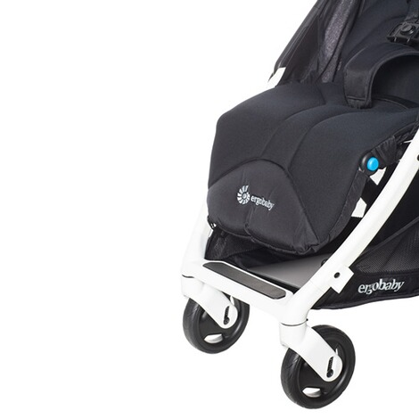 Ergobaby®  Metro Compact City Buggy  Blue 7