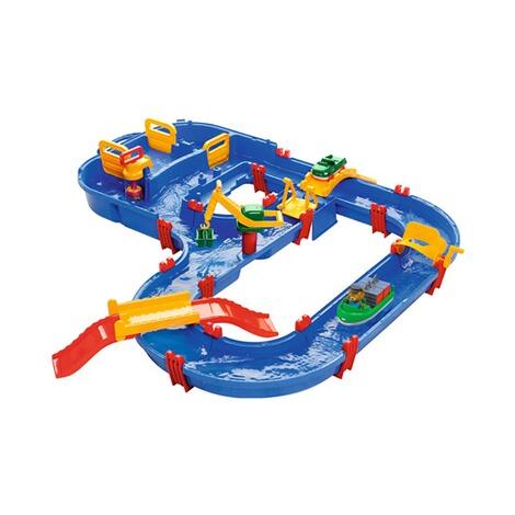 Kinderbadespaß Aquaplay wasserbahn
