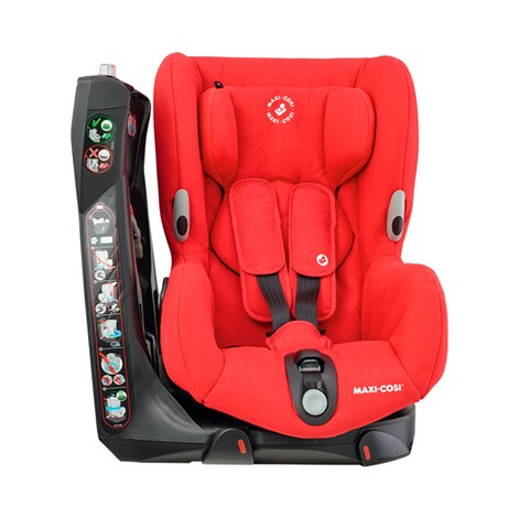 Maxi-Cosi AXISS Kindersitz  Nomad Red 3