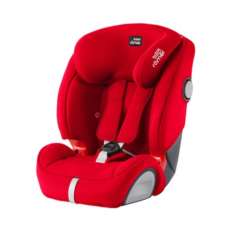 Britax Römer  Evolva 123SL SICT Kindersitz  fire red 1