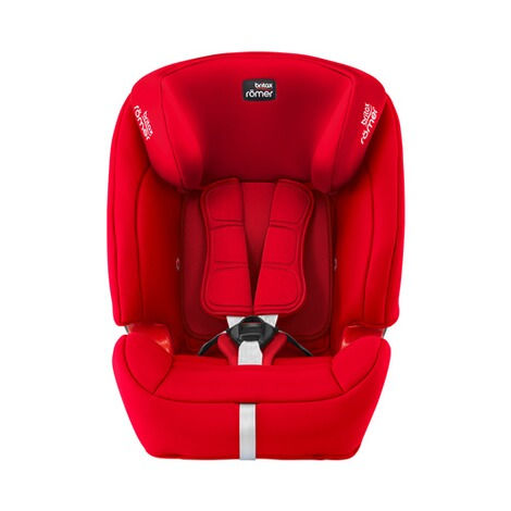 Britax Römer  Evolva 123SL SICT Kindersitz  fire red 2