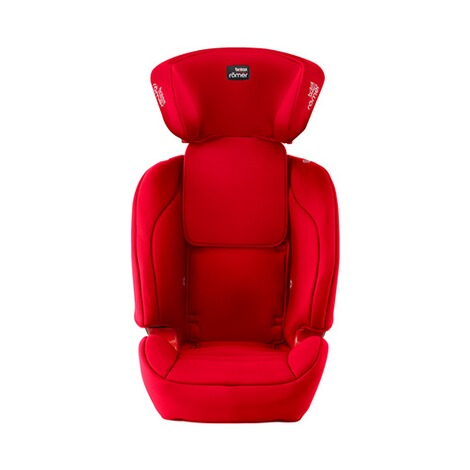 Britax Römer  Evolva 123SL SICT Kindersitz  fire red 3