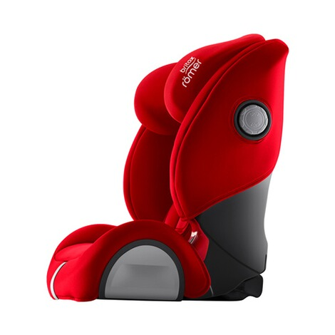 Britax Römer  Evolva 123SL SICT Kindersitz  fire red 4