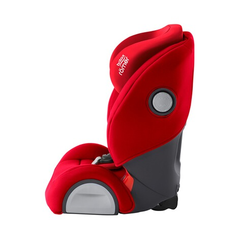 Britax Römer  Evolva 123SL SICT Kindersitz  fire red 5