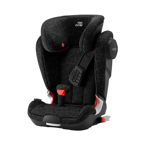 Britax RömerKidfix II XP SICT Kindersitz  Black Series crysal black 1