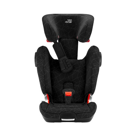 Britax RömerKidfix II XP SICT Kindersitz  Black Series crysal black 3