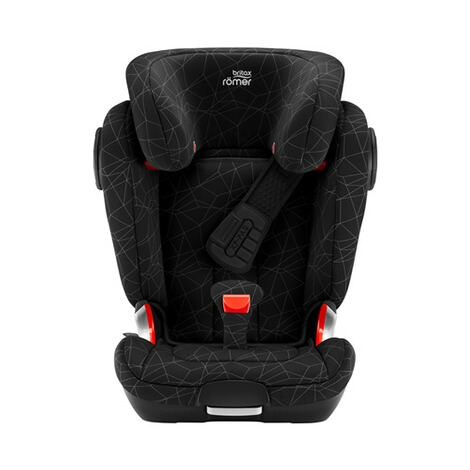 Britax RömerKidfix II XP SICT Kindersitz  Black Series crysal black 2