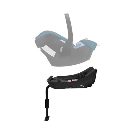 Cybex GOLD Aton 5 Babyschale  tropical blue 7
