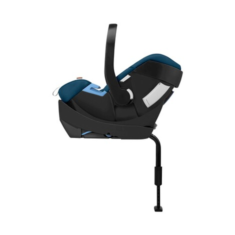 Cybex GOLD Aton 5 Babyschale  tropical blue 8