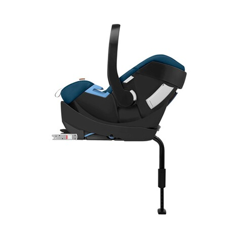 Cybex GOLD Aton 5 Babyschale  tropical blue 10