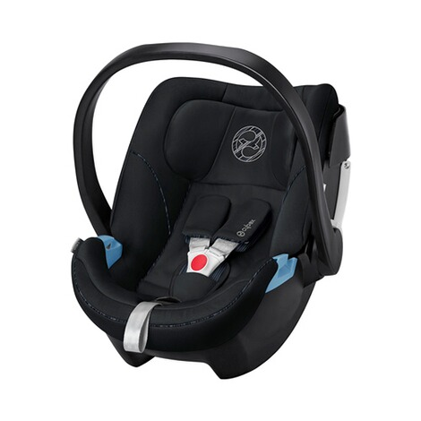 Cybex GOLD Aton 5 Babyschale  urban black 1