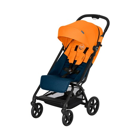 Cybex GOLD Eezy S + Buggy mit Liegefunktion  tropical blue 1