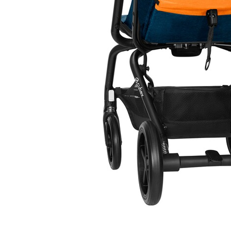Cybex GOLD Eezy S + Buggy mit Liegefunktion  tropical blue 11