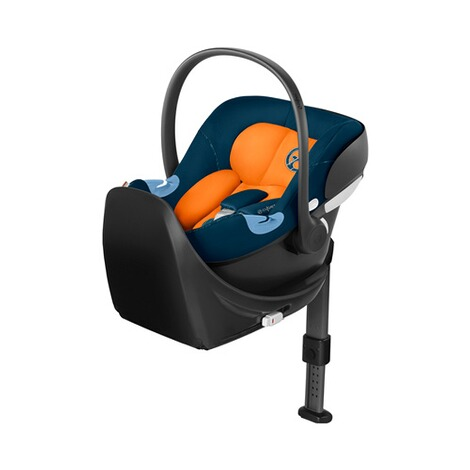 Cybex GOLD Aton M i-Size Babyschale  tropical blue 8