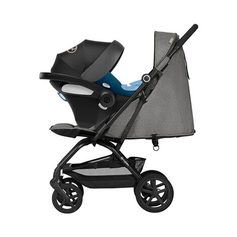 Cybex GOLD Aton M i-Size Babyschale  tropical blue 9