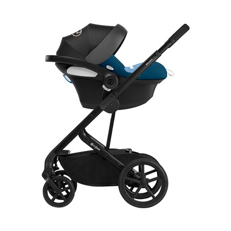 Cybex GOLD Aton M i-Size Babyschale  tropical blue 12