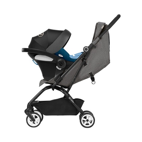 Cybex GOLD Aton M i-Size Babyschale  tropical blue 13