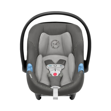 Cybex GOLD Aton M i-Size Babyschale  manhattan grey 2