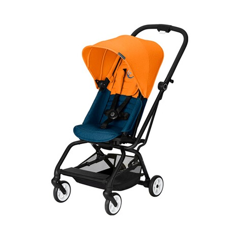 Cybex GOLD Eezy S Twist Buggy mit Liegefunktion  tropical blue 2