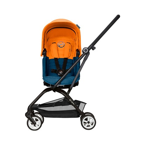 Cybex GOLD Eezy S Twist Buggy mit Liegefunktion  tropical blue 5