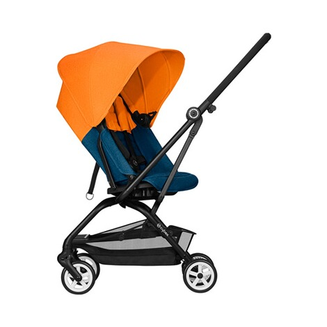 Cybex GOLD Eezy S Twist Buggy mit Liegefunktion  tropical blue 4