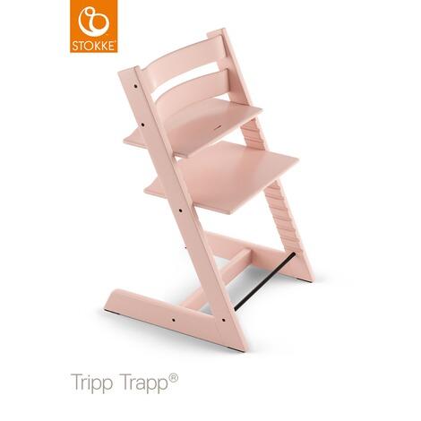 StokkeR TRIPP TRAPPR Chaise Haute Evolutive Serene Pink