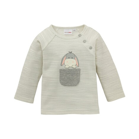 Bornino FARM ANIMALS Raglanshirt langarm Esel 1