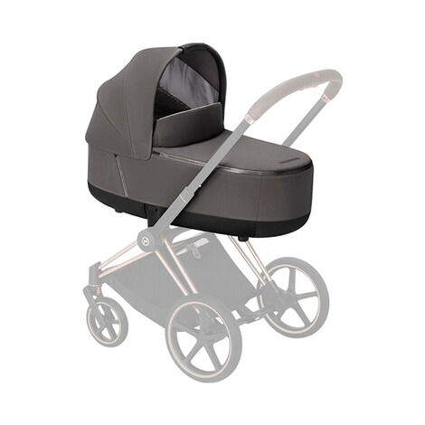 Cybex PLATINUM Tragewanne Priam Lux  Manhattan Grey 1
