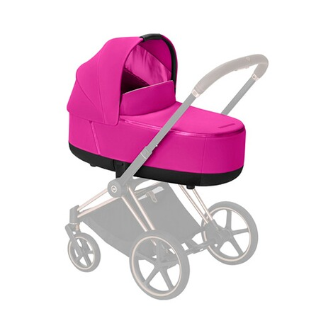 Cybex PLATINUM Tragewanne Priam Lux  Fancy Pink 1